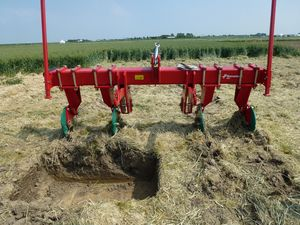 Avoid sub-soil compaction - Machinery to break subsoil compaction 2